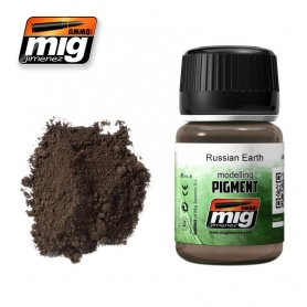 Ammo of MIG PIGMENT Russian Earth