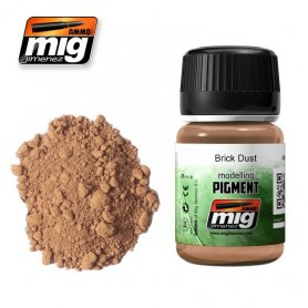 Ammo of MIG PIGMENT Brick Dust