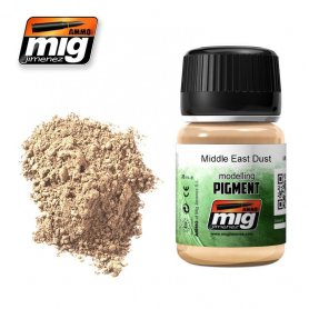 Ammo of MIG PIGMENT East Dust