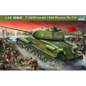 Trumpeter 1:16 T-34/85 1944