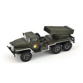 Model metalowy 1:72 BM-21 Grad