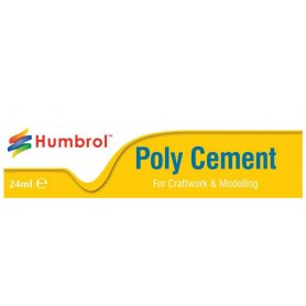 HUMBROL Klej w tubce Poly Cement 24ml