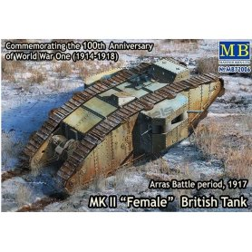 MB 1:72 Mark Mk.II Female Arras Battle 1917