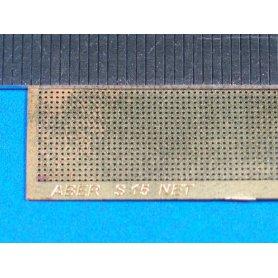 Aber S15 P?yta z otworami 0,6 mm