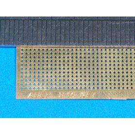Aber S16 P?yta z otworami 0,9 mm