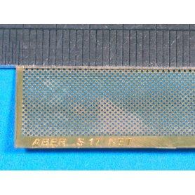 Aber S17 P?yta z otworami 0,8 mm