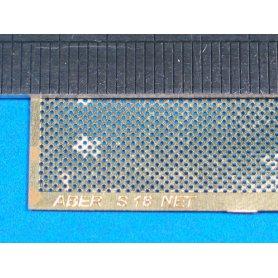 Aber S18 P?yta z otworami 1,0 mm