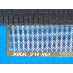 Aber S19 Siatka z przeplotem 0,5 x 0,5mm