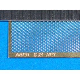Aber S21 Siatka z przeplotem 0,6x1,5mm