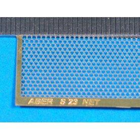 Aber S23 Siatka heksagonalna 1,1x1,0mm