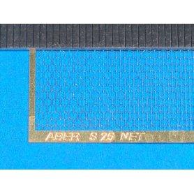 Aber S25 Siatka heksagonalna 1,5x1,4mm