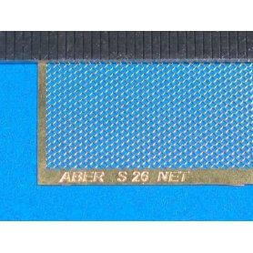 Aber S26 Siatka z przeplotem skośna 0,8x0,8mm