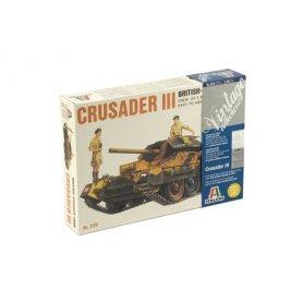 ITALERI 1:35 Crusader III Vintage