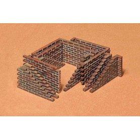 Tamiya 1:35 Brick Wall