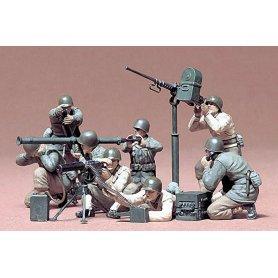 Tamiya 1:35 U.S. Gun and Mortar Team