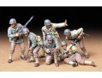 Tamiya 1:35 US Army infantry   6 figurines  