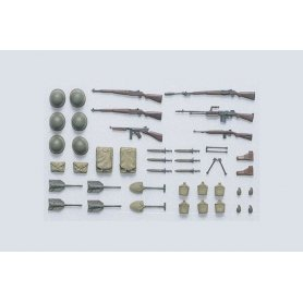 Tamiya 1:35 US Infantry Equipment Set