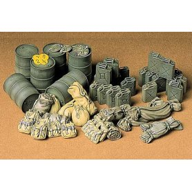 Tamiya 1:35 Allied Vehicles Accessory Set