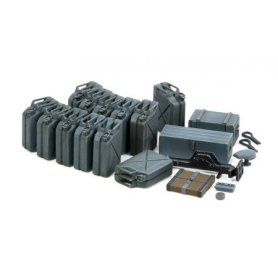 Tamiya 1:35 German Jerry Can Set