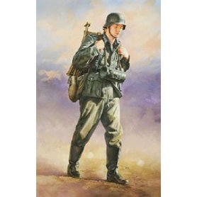Tamiya 1:16 German machine gunner
