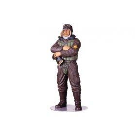 Tamiya 1:16 Japanese fighter pilot