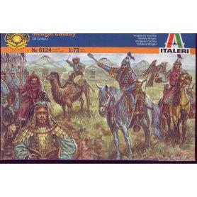 Italeri 1:72 Mongol Cavarly XIIIth