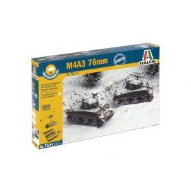 Italeri 1:72 M4A3 76mm | 2 pieces |