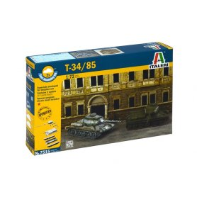 Italeri 1:72 T-34/85 | 2 pieces |