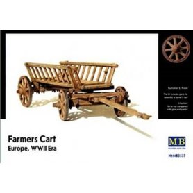 MB 1:35 Farmers Cart, Europe, WWII