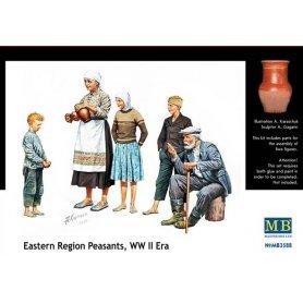 MB 1:35 Civilians, Western region, WW II