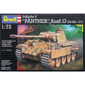 Revell 1:72 Pz.Kpfw.V Panther Ausf.G