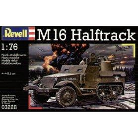 Revell 1:76 M16 Halftrack