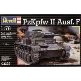 Revell 1:76 Pz.Kpfw.II Ausf.F