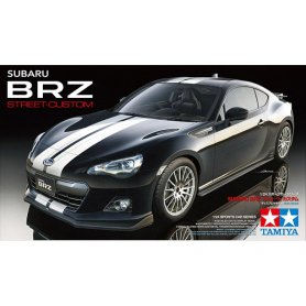 Tamiya 1:24 Subaru BRZ St-Custom