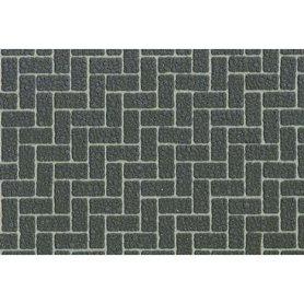 Tamiya Diorama Sheet Stone Gray Brick A