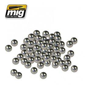 Ammo of MIG Kulki stalowe do mieszania