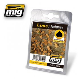 Ammo of MIG Liście Lime Autumn Leaves