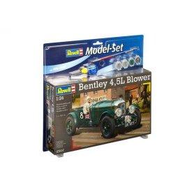 Revell 1:24 Bentley 4.5L | Model Set | w/paints |