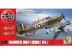 Airfix 1:48 Hawker Hurricane Mk.I