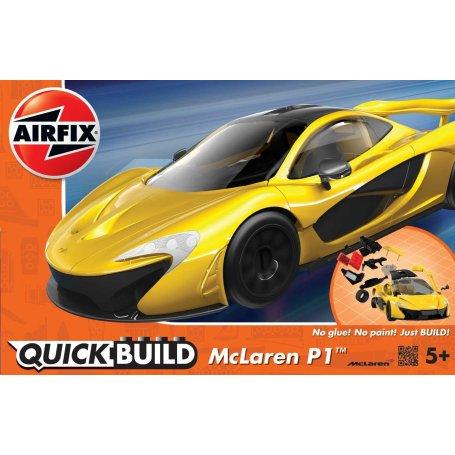 Airfix Klocki QUICK BUILD McLaren P1