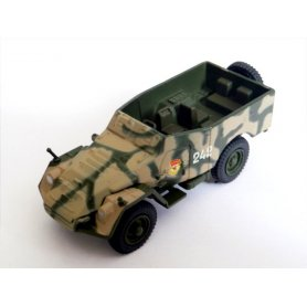 Model metalowy 1:72 BTR-40