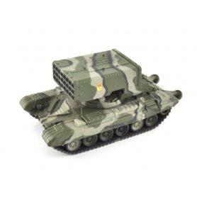 Model metalowy 1:72 TOS-1 Buratino