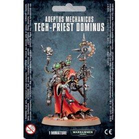 Adeptus Mechanicus Tech Priest Dominus