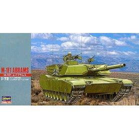 Hasegawa 1:72 M-1E1 Abrams