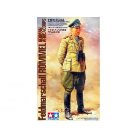 Tamiya 1:16 Feldmarschall Erwin Rommel