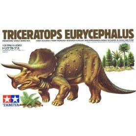 Tamiya 1:35 Triceratops Eurycephalus