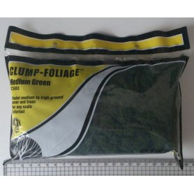 Woodland Clump Foliage Zarośla 945cm3 Medium Green