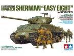 Tamiya 1:35 M4A3E8 Sherman