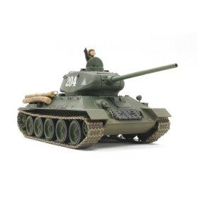 Tamiya 1:25 T-34 Type 85