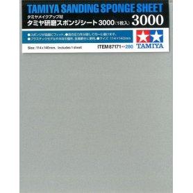 Gąbka ścierna TAMIYA Sanding Sponge 3000